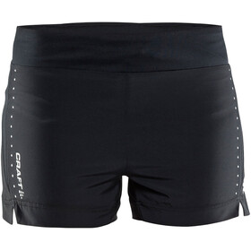 "Craft Essential 5"" Shortsit Naiset, black"